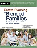 img - for Estate Planning for Blended Families: Providing for Your Spouse & Children in a Second Marriage book / textbook / text book