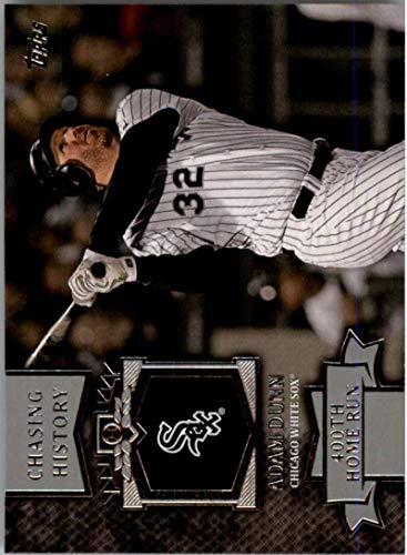 2013 Topps Mini Chasing History #MCH-20 Adam Dunn White Sox MLB Baseball Card NM-MT