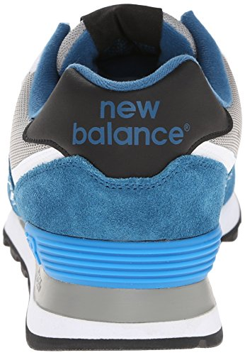 D Grey Baskets homme New Bleu mode Blue Cpd Balance ML574 qrPPnEz