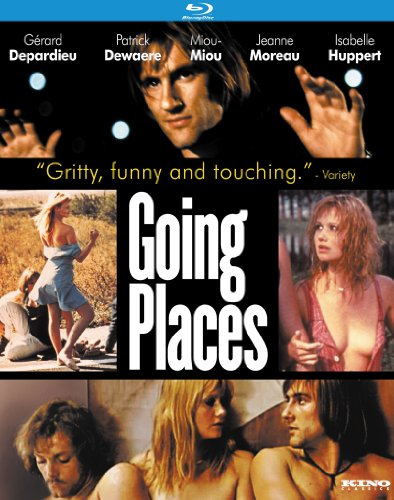 Going Places [Blu-ray]