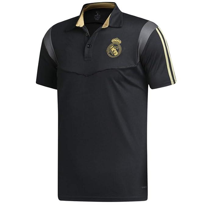 Amazon.com: Real Madrid FC - Polo para hombre, color blanco ...