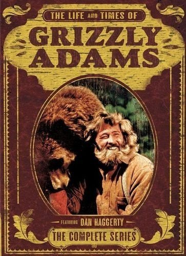 The Life and Times of Grizzly Adams: The Complete Series (Life And Times Of Grizzly Adams Tv Show)