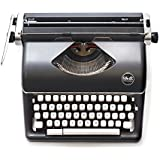 American Crafts Máquina De Escribir Typecast Typewriter Black We R Memory Keepers Negra