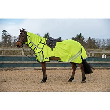 Gallop Ride-On Fly Rug Combo 56, Fluorescent