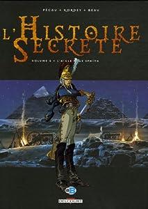 """Afficher """"L'histoire secrète n° 6<br /> L'aigle et le Sphinx"""""""