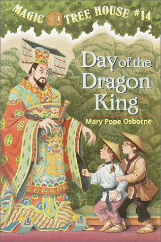 Le terrible empereur de Chine - Book  of the Das magische Baumhaus