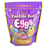 Tootsie Roll Eggs Candy Coated Egg Shaped