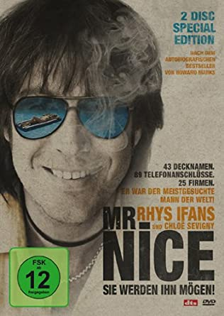 Mr. Nice [Special Edition] [2 DVDs]: Amazon.de: Rhys Ifans, Chloë ...