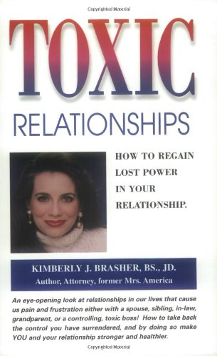 Toxic Relationships: How to Regain Lost Power in Your Relationship