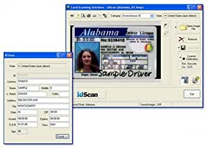 CSSN Id Scan - Driver License Scanner and Portable Reader