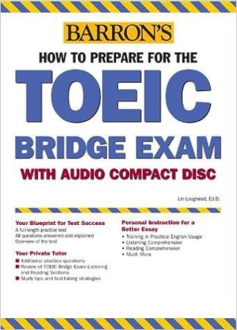 Toeic Bridge Ebook