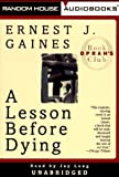 img - for A Lesson Before Dying book / textbook / text book