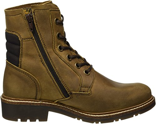 Fly London Dame Gore-tex Silo050fly Stiefel Brun (tan) W2bRnj6