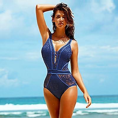 WDDBJN Bikini/Baño/Playa/Surf/Traje De Baño/Traje De Baño Siamés ...