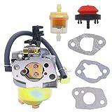 FitBest Carburetor 951-12705, 951-10974 for Huayi 170SA MTD & Yard Machines Snowblowers 179CC 165F/165-SUC Gas Engine