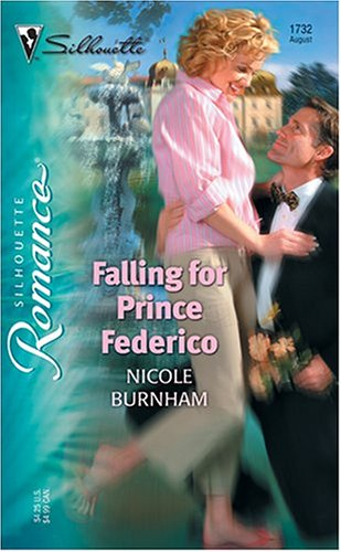 book cover of Falling for Prince Federico