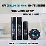 Challenger Men's Matte Cream Pomade, 3 Ounce