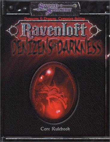 Denizens of Darkness (d20 3.0 Fantasy Roleplaying, Ravenloft)