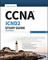 CCNA ICND2 Study Guide: Exam 200-105, 3rd Edition Front Cover