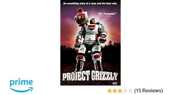 Amazon com: Project Grizzly: Troy Hurtubise, Peter Gzowski
