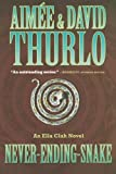 img - for Never-ending-snake: An Ella Clah Novel book / textbook / text book