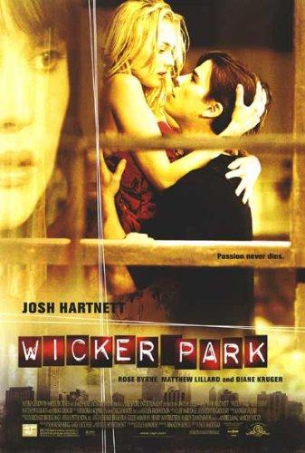 Wicker Park Movie Poster Single Sided Original 27x40 ()