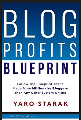 Amazon blog profits blue print ebook yaro starak kindle store blog profits blue print by starak yaro malvernweather Gallery