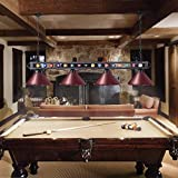 Pool Table Light, Wellmet 70 inch Billiard Lights