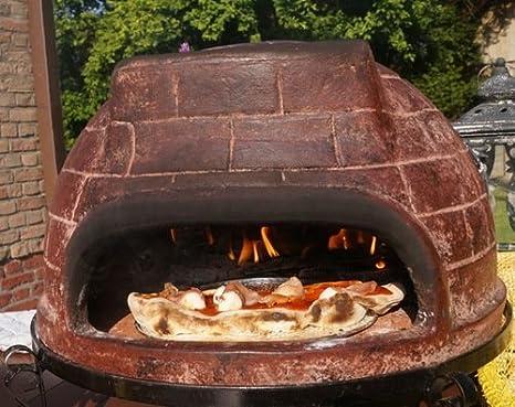 Callow Mexican Outdoor Oven Clay Garden Pizza Bbq Oven