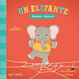 #10: Un Elefante: Numbers- Numeros (English and Spanish Edition)
