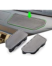 Moonlinks Center Console Organizer Storage Box for GMC Sierra Yukon/Chevrolet Tahoe Silverado Suburban 2015-2018,Armrest Secondary Insert Tray (Full Console w/Bucket Seats ONLY)