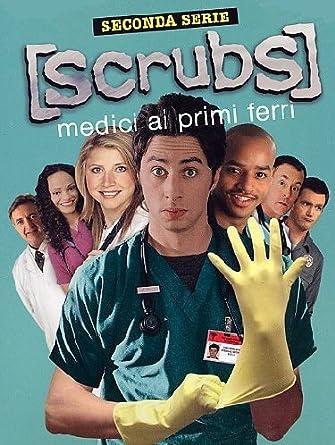 Amazon.it | Scrubs - Medici Ai Primi Ferri - Stagione 02 (4 Dvd ...