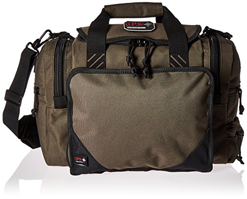 G.P.S. Sporting Clays Bag with Rain Flap, ()