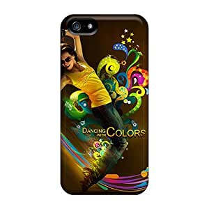 Hard Plastic Samsung Galaxy S6 Cases Back Covers,hot Dancing Wd Colors Cases At Perfect Customized