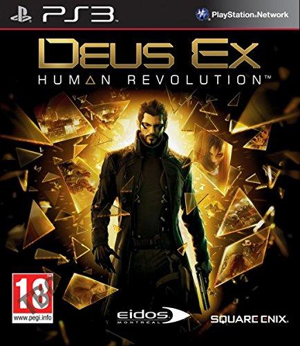 Deux Ex: Human Revolution, Playstation 3 (Ps3), En Español, Spanish Game