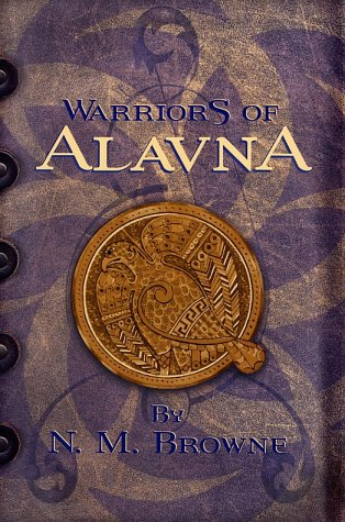 book cover of Warriors of Alavna