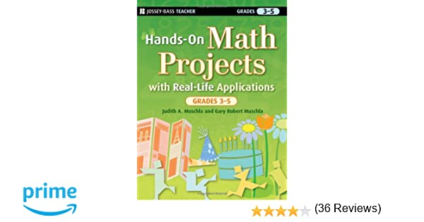 Amazon.com: Hands-On Math Projects with Real-Life Applications ...