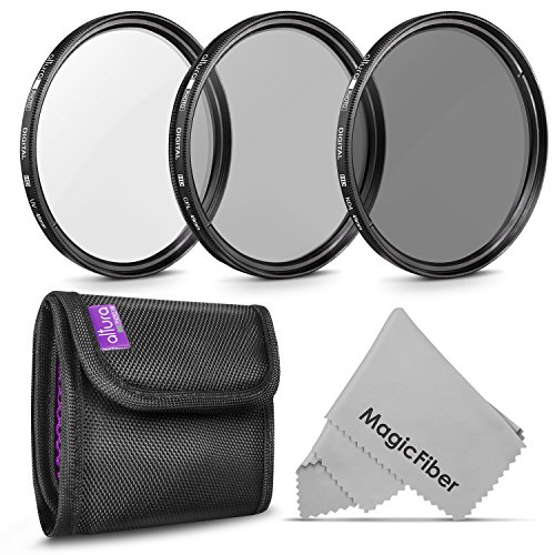 49mm UV Camera Protection Filter Lens for Canon Nikon Sony - 5
