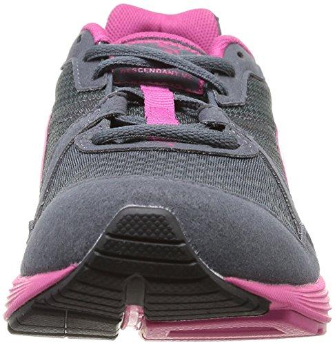 Wn's running gris de mujer gris Descendant Puma de Zapatillas para 37 v2 Gris material sintético Fucsia gnXTE4xAwx
