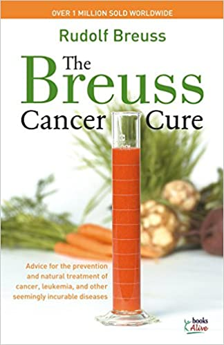 Breuss cancer cure recipe