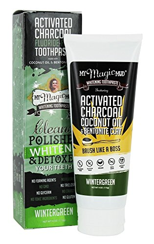 My Magic Mud Toothpaste Wintergreen product image