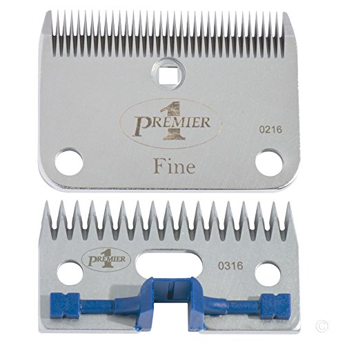 Premier Fine Clipping Blade Set by Premier 1 Supplies