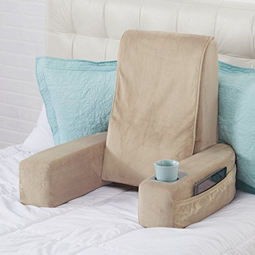 Brookstone Nap Shiatsu Massaging Bed Rest