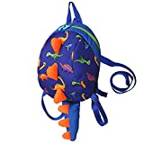 Coavas Kids Backpack with Leash Cute Dinosaur Toddler Baby Safety Harness Backpack