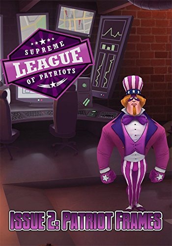 Supreme League of Patriots - Issue 2: Patriot Frames [Online Game Code]