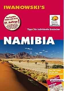 3e723d8a5c29b2 Namibia - Reiseführer von Iwanowski  Individualreiseführer mit  Extra-Reisekarte und Karten-Download (