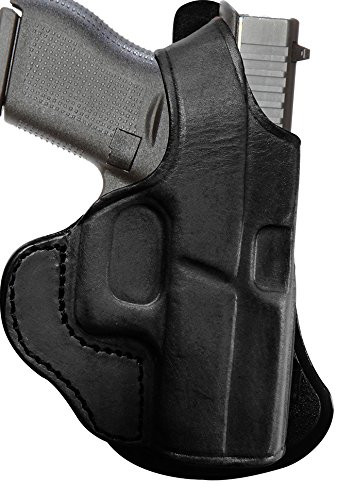 - Tagua PD1-450 Paddle Holster Thumb Break, Sig P238, Black, Right Hand