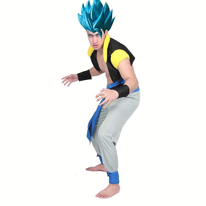 Amazon.com: Disfraz de pelota de Saiya para hombre de Super ...