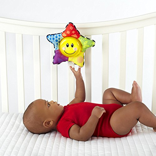 51NAOSIf4ZL - Baby Einstein Caterpillar & Friends Play Gym with Lights and Melodies, Ages Newborn +