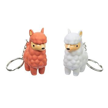 Funtime Gifts FU7360 PooPoo Llama - Llavero: Amazon.es ...